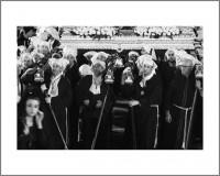 """#4. Антекера, 2015, цикъл """"Тя"""" пигментен отпечатък, 40 x 50 см, рамка цена: 120лв"""