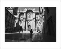 """#13. Гранада, 2015, цикъл """"Деца"""" пигментен отпечатък, 40 x 50 см., рамка цена: 120лв"""