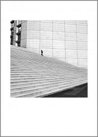 """#15. Париж, 2011, цикъл """"Той"""" пигментен отпечатък, 70 x 50 см, рамка цена: 220лв."""