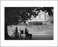 """#20. София, 2015, цикъл """"Той"""" пигментен отпечатък, 40 x 50 см., рамка цена: 120лв."""