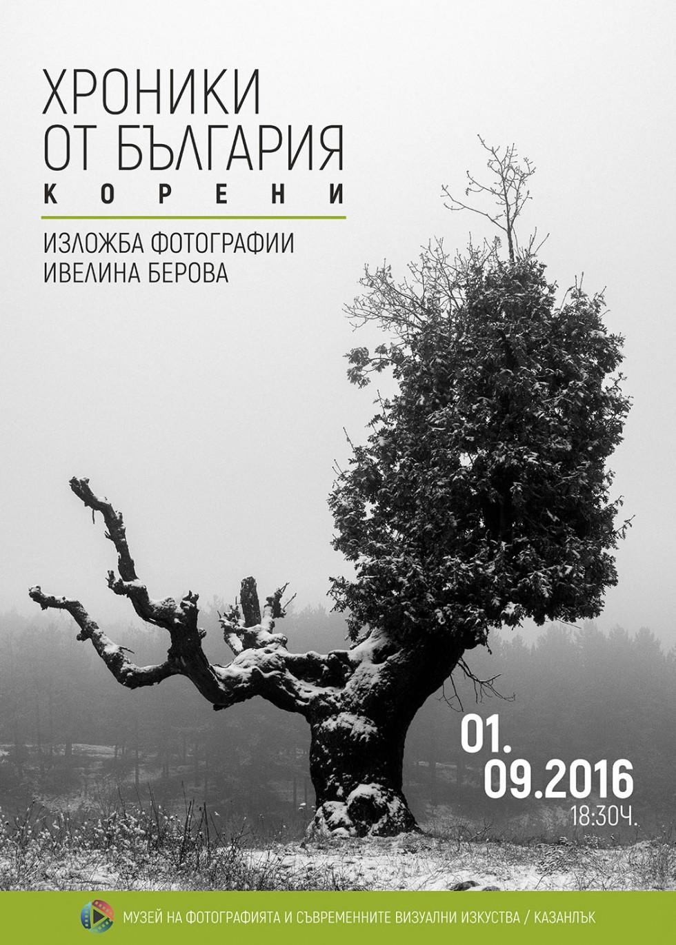 Хроники от България: Корени – изложба в Казанлък